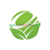 200 Leaf Logos to Increase Your Appetite ID: 14089