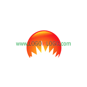 Examples of Sun Logo Design for Inspiration ID: 10248