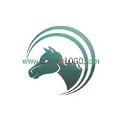 Exceptional horse Logos for Inspiration ID: 16746