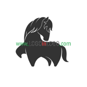 Exceptional horse Logos for Inspiration ID: 15723