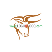 Fantastically Clever Cow Logos ID: 17206
