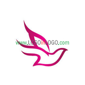 Elegant Bird Logo Designs For Inspiration ID: 12396