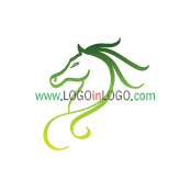Exceptional horse Logos for Inspiration ID: 15213
