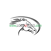 Exceptional horse Logos for Inspiration ID: 15212