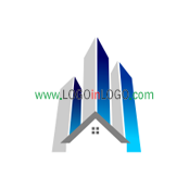 Really Creative Logos for Real-Estate-Mortgage ID: 15820