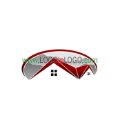 Really Creative Logos for Real-Estate-Mortgage ID: 16286