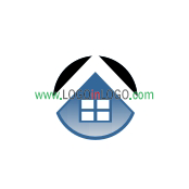 Really Creative Logos for Real-Estate-Mortgage ID: 15847