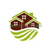 Really Creative Logos for Real-Estate-Mortgage ID: 18815