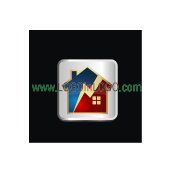 Really Creative Logos for Real-Estate-Mortgage ID: 15319