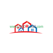 Really Creative Logos for Real-Estate-Mortgage ID: 15865