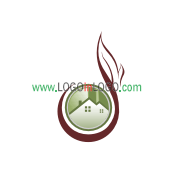 Really Creative Logos for Real-Estate-Mortgage ID: 15818
