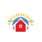 Really Creative Logos for Real-Estate-Mortgage ID: 15835