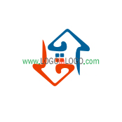 Really Creative Logos for Real-Estate-Mortgage ID: 16856