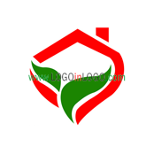 Really Creative Logos for Real-Estate-Mortgage ID: 11075