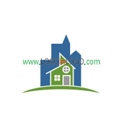 Really Creative Logos for Real-Estate-Mortgage ID: 15848
