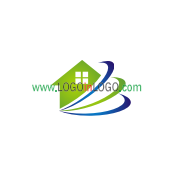 Really Creative Logos for Real-Estate-Mortgage ID: 15341