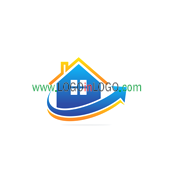 Really Creative Logos for Real-Estate-Mortgage ID: 15831