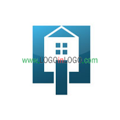 Really Creative Logos for Real-Estate-Mortgage ID: 17337