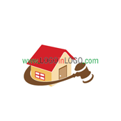 Really Creative Logos for Real-Estate-Mortgage ID: 16305