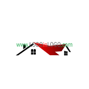 Really Creative Logos for Real-Estate-Mortgage ID: 14863