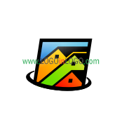 Really Creative Logos for Real-Estate-Mortgage ID: 15861