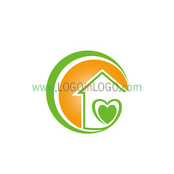 Really Creative Logos for Real-Estate-Mortgage ID: 21554