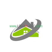 Really Creative Logos for Real-Estate-Mortgage ID: 17335
