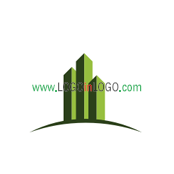 Really Creative Logos for Real-Estate-Mortgage ID: 14814