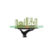 Really Creative Logos for Real-Estate-Mortgage ID: 15363