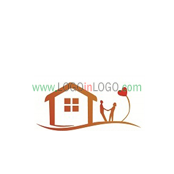 Really Creative Logos for Real-Estate-Mortgage ID: 21532