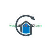 Really Creative Logos for Real-Estate-Mortgage ID: 14812