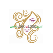 200+ Latest and Creative Cosmetics-Beauty Logo Designs for Design Inspiration ID: 8684