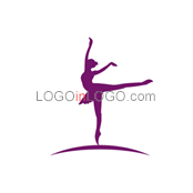 Cleverly Designed Dance Logo Designs For Your Inspiration ID: 2283