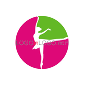 Cleverly Designed Dance Logo Designs For Your Inspiration ID: 6380