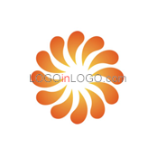Examples of Sun Logo Design for Inspiration ID: 7813