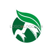 Super Creative Environmental-Green Logo Designs ID: 6458