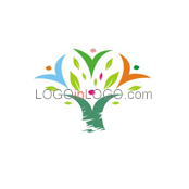 200 Leaf Logos to Increase Your Appetite ID: 6746