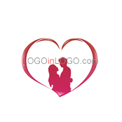 200+ Dating Logo Design Examples for Inspiration ID: 709