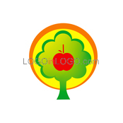 200 Leaf Logos to Increase Your Appetite ID: 8075