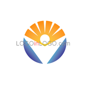 Examples of Sun Logo Design for Inspiration ID: 473